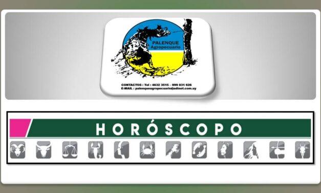 Horóscopo en Palenque Agropecuario