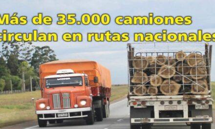 Palenque Rural : más de 35.000 camiones