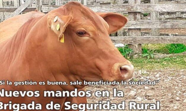 Palenque: Brigada de Seguridad Rural