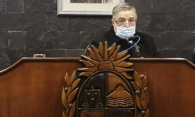 Felipe Bruno asumió presidencia de la Junta