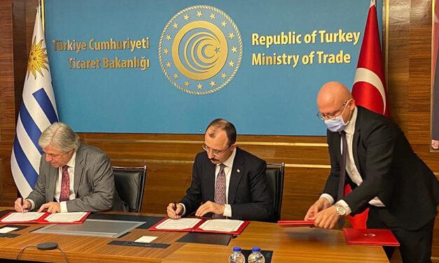 Canciller Bustillo visitó Turquía