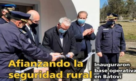 Palenque Rural: afianzando la seguridad rural